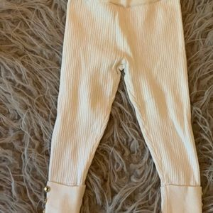 Baby girl / toddler Carter's leggings